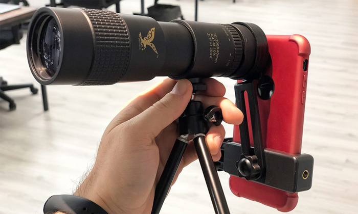Features Of ZoomShot Pro Monocular