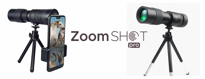 What is Zoomshot Pro Monocular?