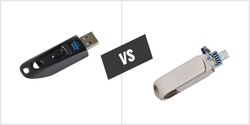 Differences between MemorySafeX vs PhotoStick