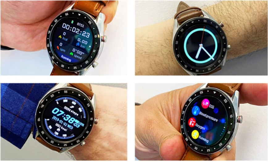 Uses of the GX SmartWatch