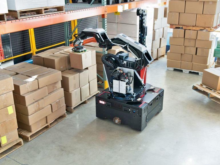 Meet Boston Dynamics' new robot, called Stretch