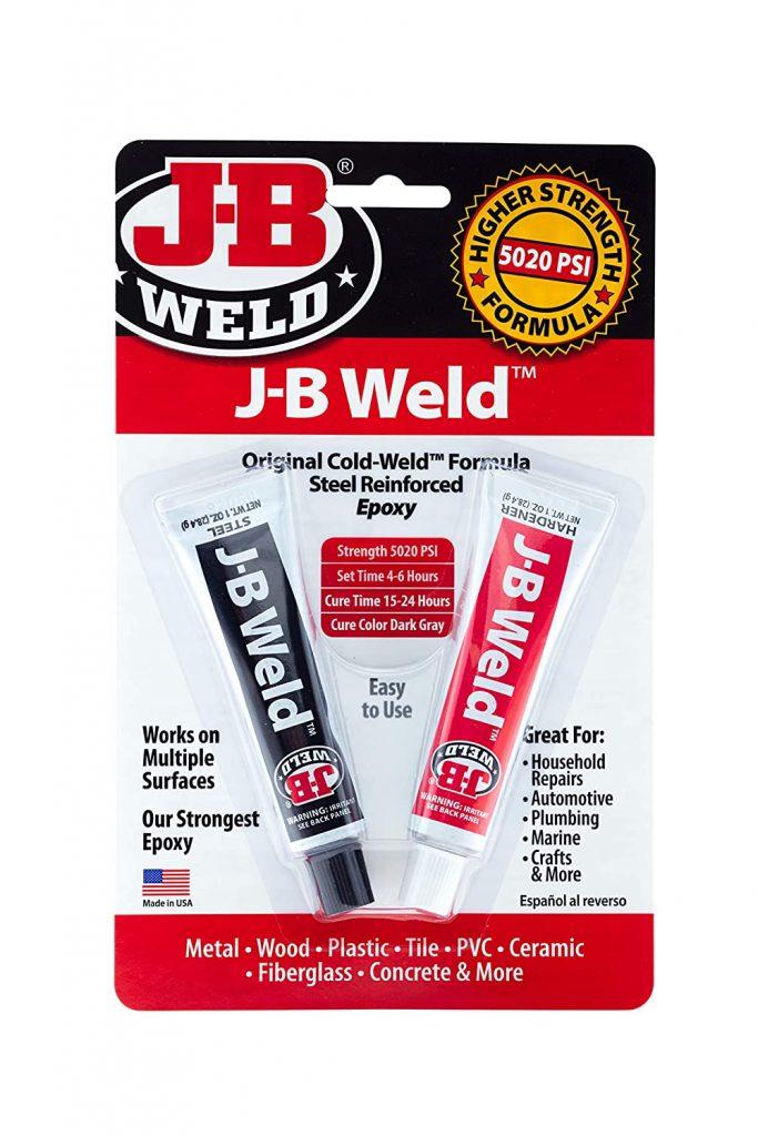 An image of JB Weld
