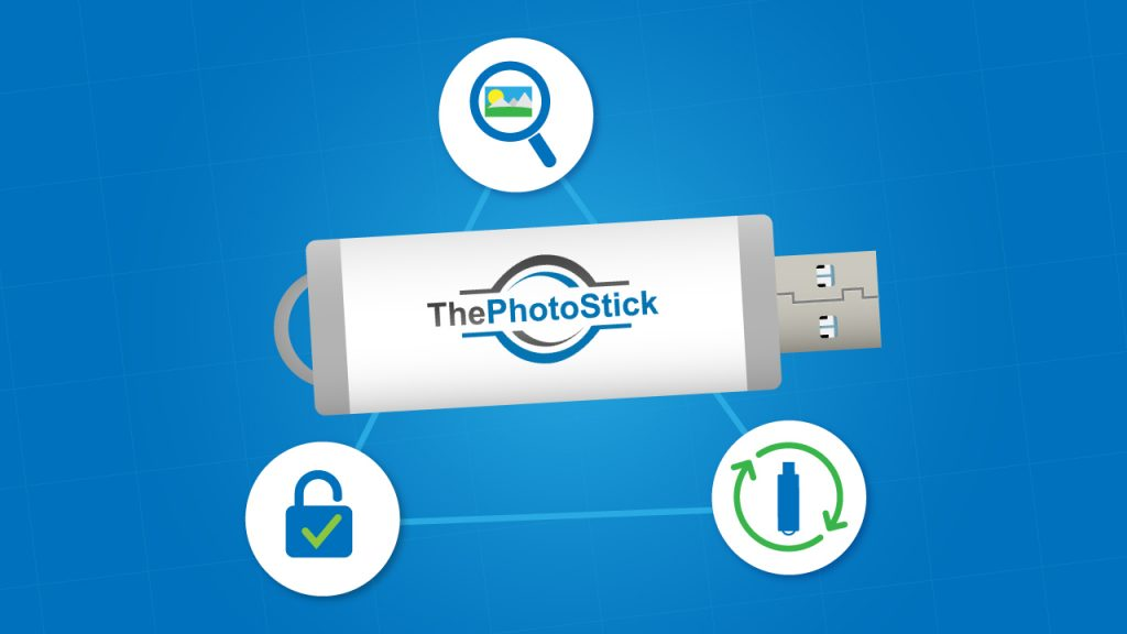 An image of Photostick device.