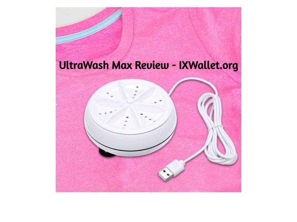 UltraWash Max Review