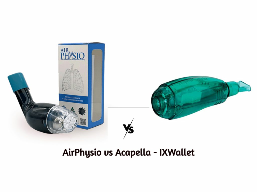 An image of Airphysio vs Acapella