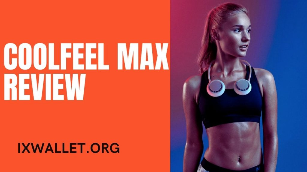 CoolFeel Max Review - Portable Personal Fan