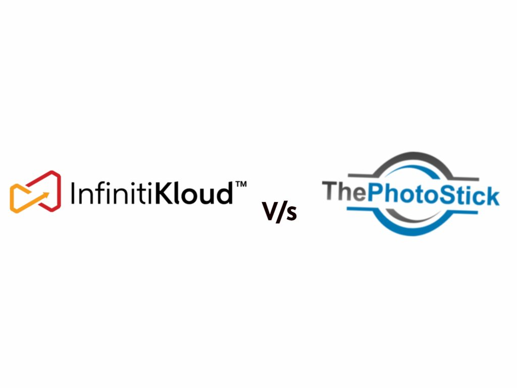 InfinitiKloud vs Photo Stick