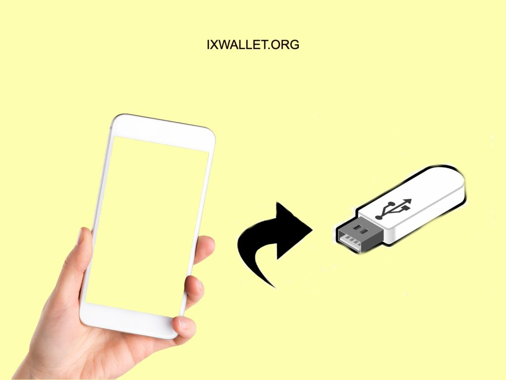 An image representing How to Transfer Photos From SmartPhone To Flash Drive?