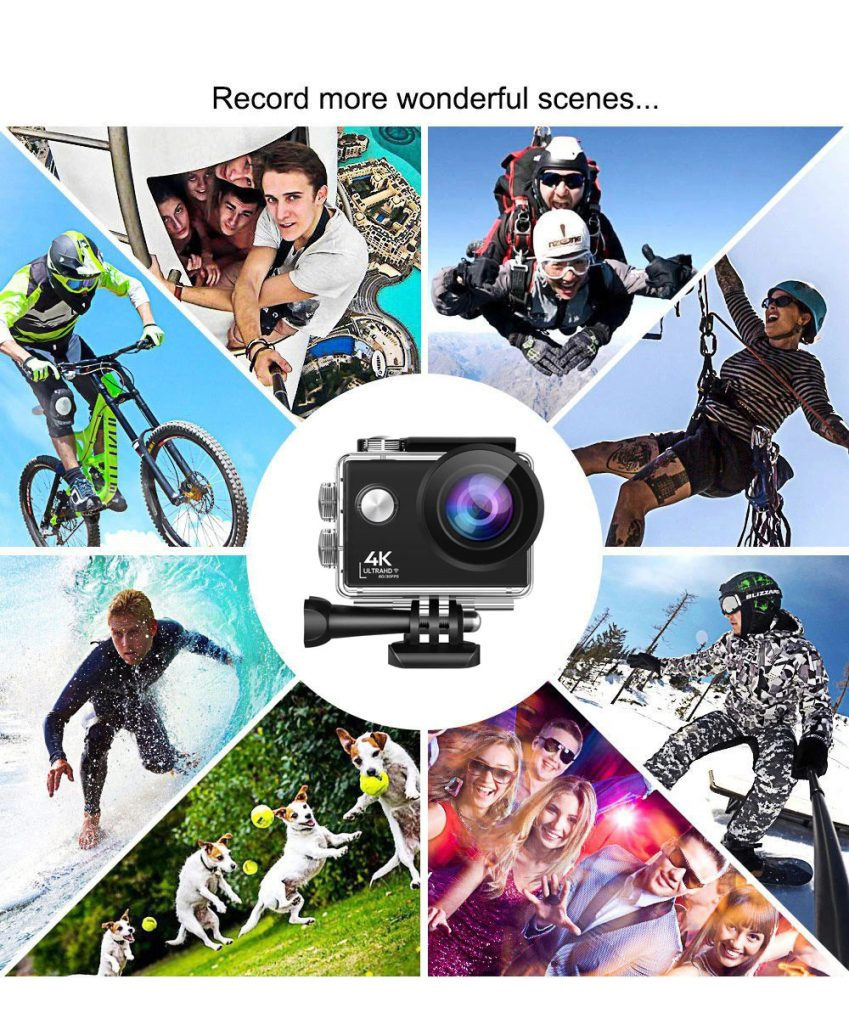 RealAction Pro Reviews 2021: 4K Action Camera, Advanced Features, Price - 50% Off