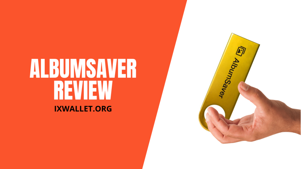 AlbumSaver Review at IXWallet